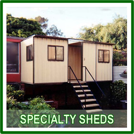 Specialty Sheds